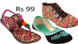 Beautiful Bellies Shoes Images / Photo Collection || Latest Trendy and Styles Shoes For Ladies