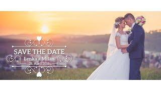 Lenka & Milan - Save the Date | Humenné
