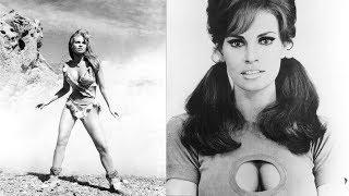 Rare Photos of Raquel Welch - Amazing Vintage Photo Collection