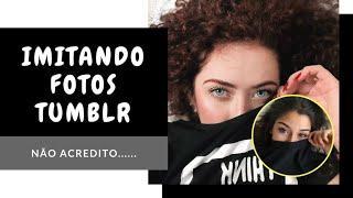 CACHEADA IMITANDO FOTOS DE TUMBLR GIRL LISA, DEU CERTO? ???? ARIANE OSAKI