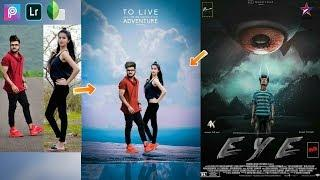 New pose photo editing | boy and girl pose photo editing | new nechur editing in - picsArt choice