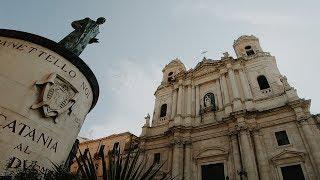 Catania - Sicily, Italy - GoPro Cinematic Look | AlexUrsake.ro