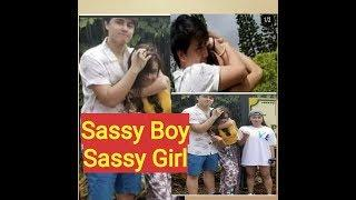 HAROT pa more MayWard, Sassy Boy & Sassy Girl
