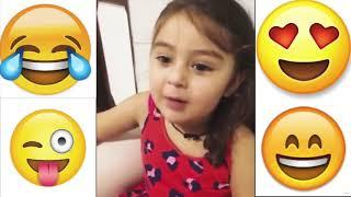 #CuteBaby  #TopFunny  Top 5 Cute Baby Clip /Amaira Shahnawaz/ What is the Cat say musically cutee♥♥♥