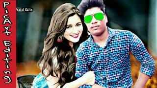 Photo with alia bhatt || picsart editing tutorial || picsart boy and girl | SKEDITINGSTAR