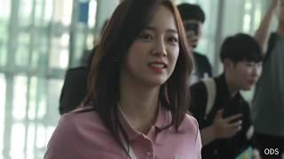 Sejeong - 180603 Incheon Airport Departure to US