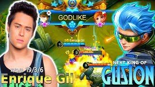 The NEXT KING of GUSION??? - Gusion Gameplay, Build & Tips - Top Global Gusion - Gusion Cyber Ops -
