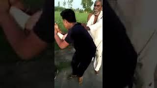 Boy Caught On The Spot Humiliating Six Year Old Girl