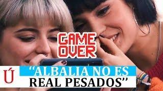 Laura Andrés pone fin a Albalia y desata las redes de Operación Triunfo y a fans de Alba y Natalia