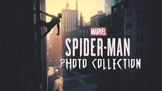 MARVEL'S SPIDER-MAN : PHOTO-MODE COLLECTION