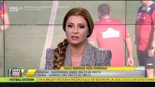 "Anamaria Prodan:""Nevestele fotbalistilor erau geloase pe mine"""
