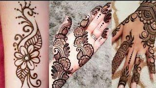 Latest Mehndi Design 2018 images | Stylish mehndi designs photos / images | GS FASHION COLLECTION