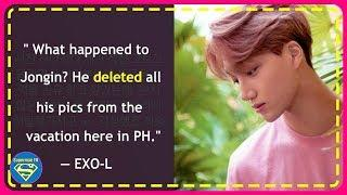 EXO Kai Deletes All Photos From His Recent Trip Causing Fans To Worry