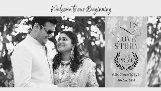 Engagement Teaser | Feat. Payal & Siddharth | FOTO ME