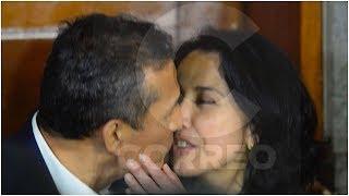 Así fue el reencuentro entre Ollanta Humala y Nadine Heredia tras recobrar su libertad