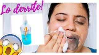 El mejor desmaquillante | Cómo quitar el maquillaje - Vanessa Bacca