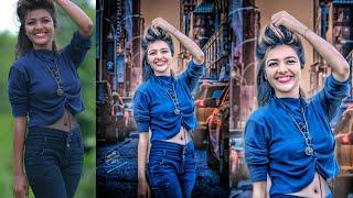 Girls special photo editing 2018 | PicsArt new stylish dp editing tutorial 2018 | aaftab edits ///