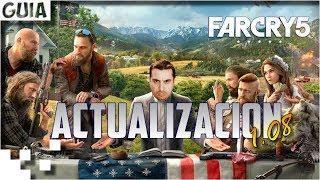 """Far Cry 5 - Update 8, adelanto de contenido del DLC """"Perdidos en Marte"""""""