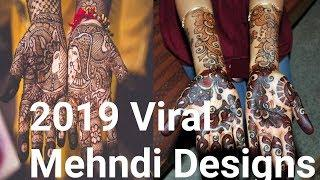 Latest Collection of 2019 Viral Mehndi Design | Rich Collection