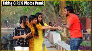 Taking GIRL'S Photos Prank - Epic Reactions| Pranks In India 2019| By TCI