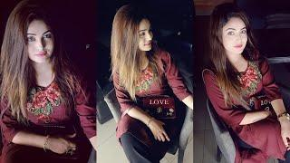Most Cute Famous & Beautiful Girl Maria Afrin Mouri Looking So Gorgeous in her New Pics