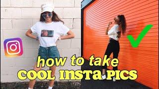 How to Take BETTER/TUMBLR Instagram Photos! My SECRETS + TIPS!