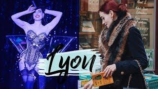 Am fost la Lyon sa o vad pe Dita Von Teese! ♥ Vlog de calatorie ♥