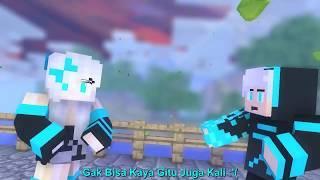 Minecraft Animation Indonesia - Parody GGS (Ganteng Ganteng Serigala) WTF Man