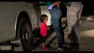 Viral Photo Of Crying Girl At The Border Wins 2019 World Press Photo Awards