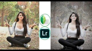 Lightroom Mobile Editing Tutorial || Girl Editing || New Trick || Real CB Edit || latest update 2018