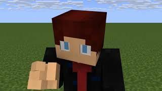 Mine-Imator Finger Test ❦ Minecraft Animation ❦ PixelDreamer Nimmermehr