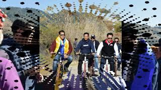 Bollywood Superstar Salman Khan $ latest photo's collection from Arunachal Pradesh; rides