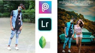 Picsart Manipulation Edit ???????? boy and girl photo editing || picsart