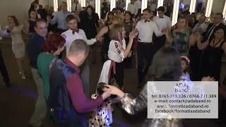 Formația ADA Band | Adriana Mihalcea solistă - Muzică populară nuntă