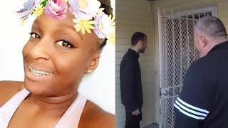 After This Girl Connected With A Stranger Online, He Showed Up At Her Home With A Surprise