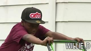 Neighbor call police on 12-year old boy for cutting grass