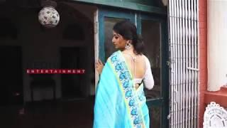 Saree Photoshoot | Rupsa | Agnimitra Paul Collection | Backless Saree