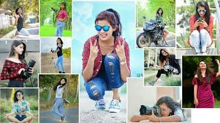New Year Special Photography Pose | Best New Looking Indian Girls Pose | 2019