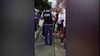 Detención de rumana por parte de Interpol Costa Rica