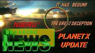 "Planet x Today ""  2-3 Suns Set in Acapulco Bay "" Nemesis , Nibiru"