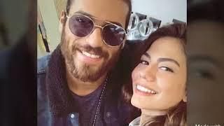 Erkenci Kuş Sanem ve Can'dan Aşk dolu foto geldi