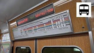 Hankyu 8300 Series (Toyo Denki IGBT, 8315F) - Kitahama to Sakaisuji-Hommachi 阪急8300系電車 東洋電機IGBT