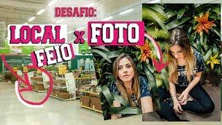DESAFIO LOCAL FEIO vs. FOTO ???? | UGLY LOCATION PHOTO CHALLENGE