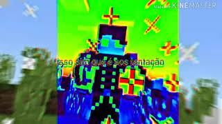 Video de uma foto aleatoria do amino de mine remodulando