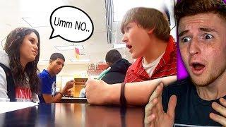 Kid Gets REJECTED By His Crush.. *Cries*