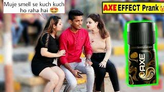 HOT GIRLS AXE DEO prank | Pranks in India 2019 | Indian pranks 2019