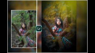 Adobe Lightroom| Soft Color Collection Photo Retouching By mobile Editing| How to edit like Dark
