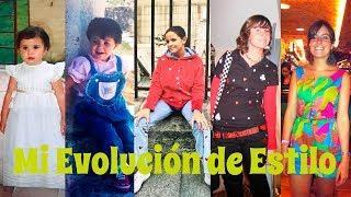 MI EVOLUCIÓN DE ESTILO: Reaccionando a FOTOS DEL PASADO! | Wonderland Drawings