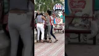 agartala girls fight... girls can do anything for them photos