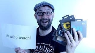 GIVEAWAY #esaicosasuoni: scopri cosa ti regalo!